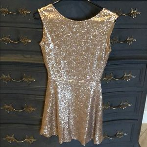 Sequin Cocktail Dress by Tobi